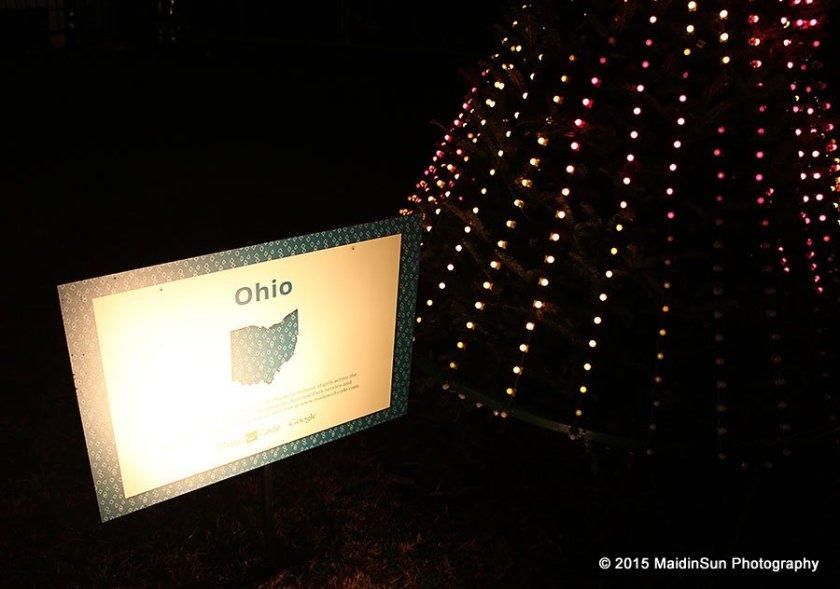 Ohio's tree.